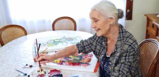Comment être créatif chez soi ?