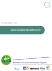 Référentiel Autonomie numérique